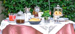 Drom Florence - Colazione - Breakfast