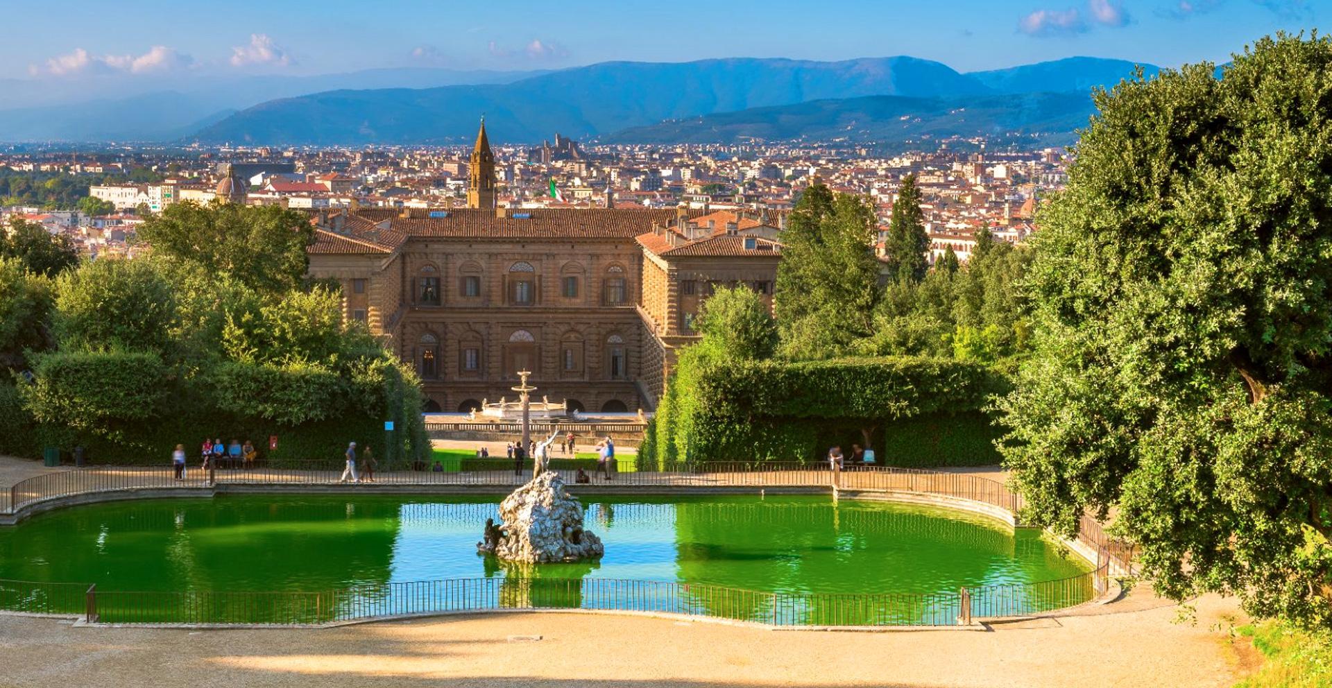 Drom Florence - Firenze Giardino di Boboli